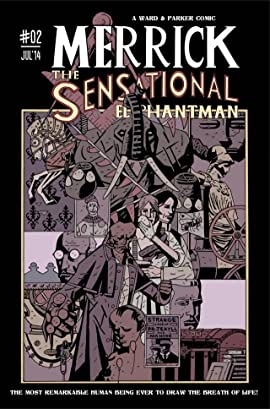 Merrick: The Sensational Elephantman #2