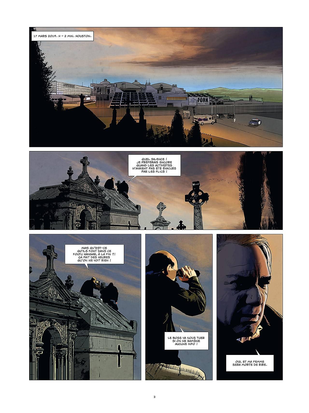 Expérience mort Vol. 2: Cimetière céleste