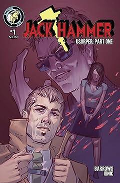 Jack Hammer: Usurper No.1