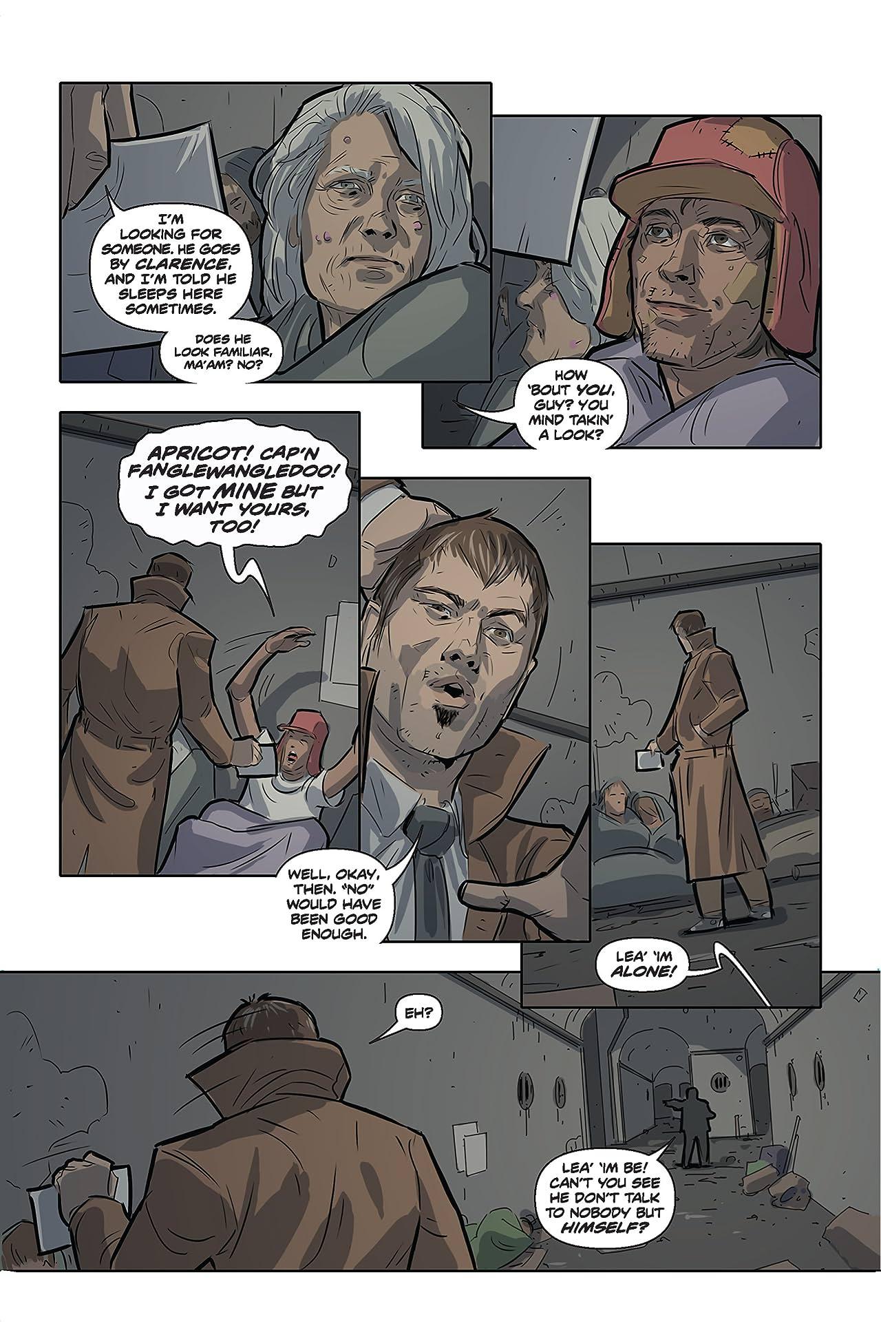 Jack Hammer: Usurper #1