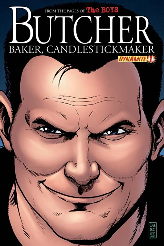 The Boys: Butcher Baker Candlestickmaker #1