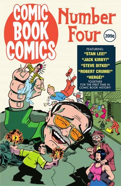 Comic Book Comics #4