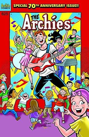 Archie No.625