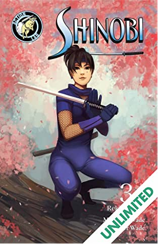 Shinobi: Ninja Princess #3