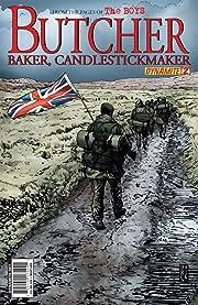The Boys: Butcher Baker Candlestickmaker #2