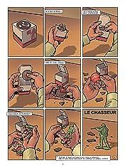 Wonderball Vol. 1: Le Chasseur
