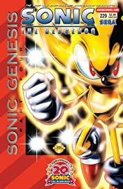 Sonic the Hedgehog #229