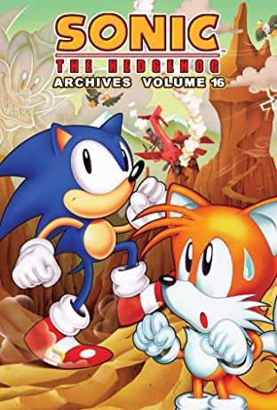 Sonic the Hedgehog Archives Vol. 16
