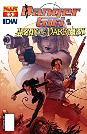 Danger Girl and the Army of Darkness #3