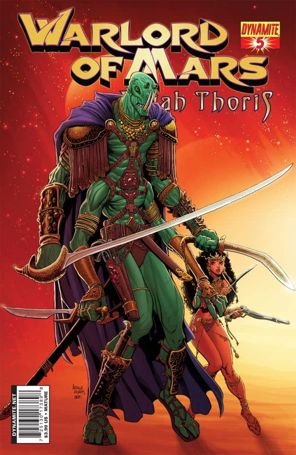 Warlord of Mars: Dejah Thoris #5