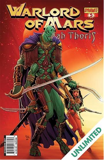 Warlord of Mars: Dejah Thoris #5