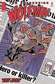 The Astounding Wolf-Man No.5