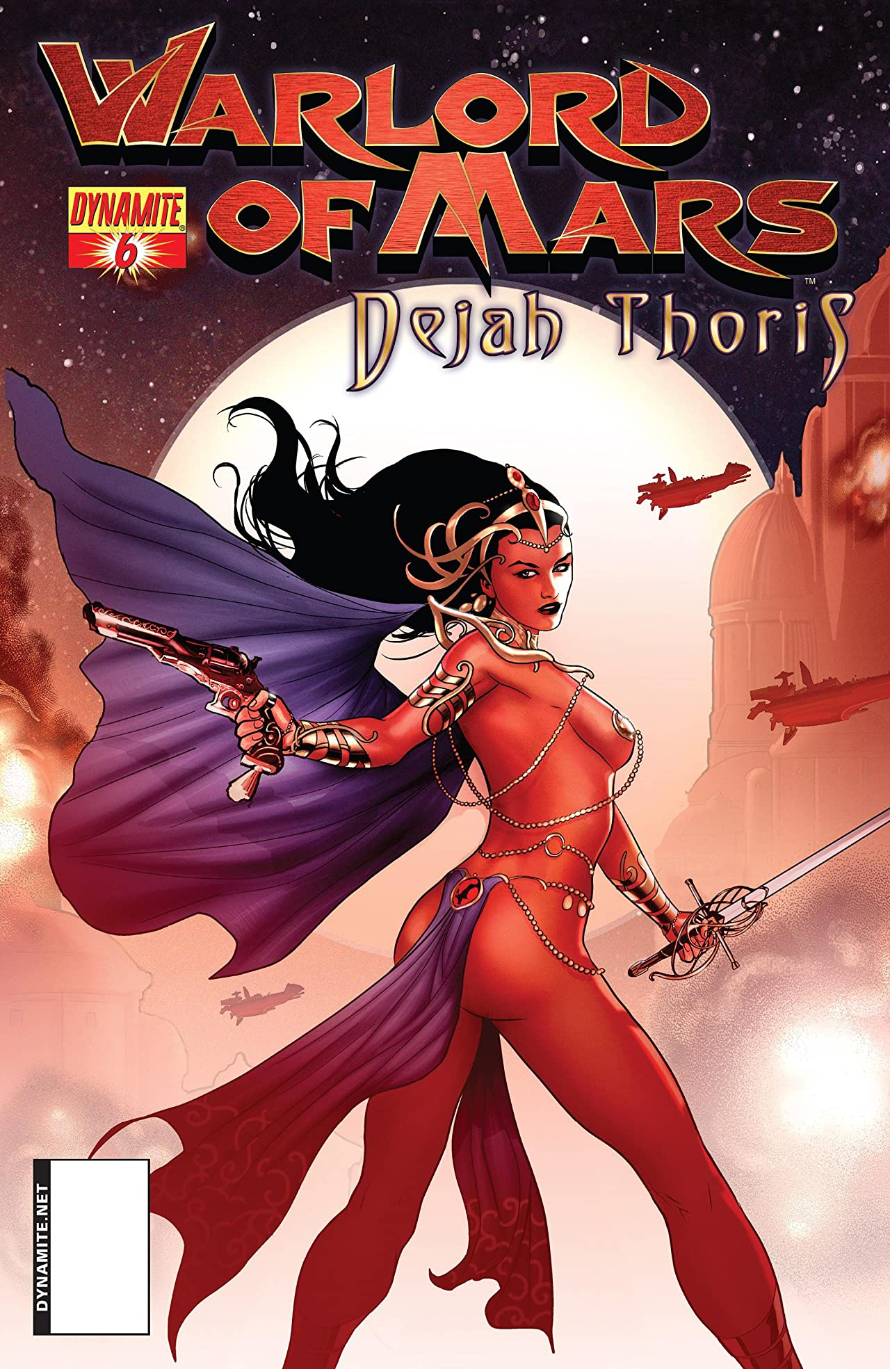 Warlord of Mars: Dejah Thoris #6