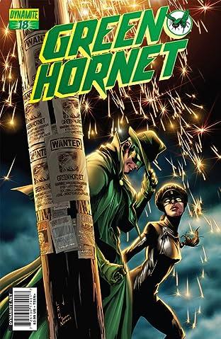 Green Hornet #18