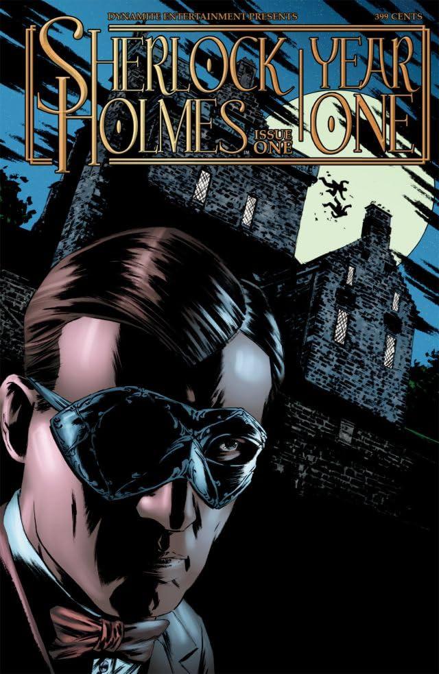Sherlock Holmes: Year One #1