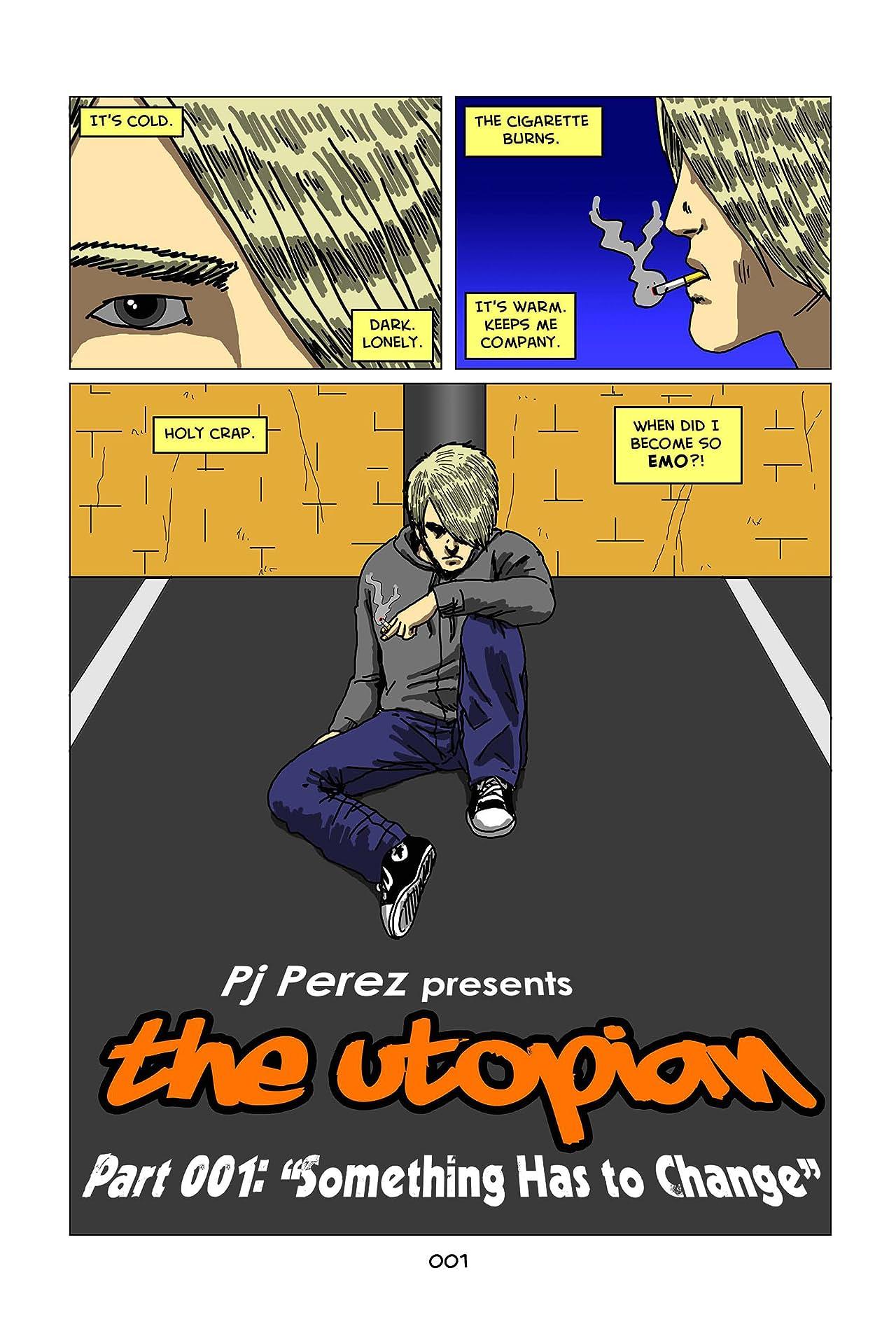 The Utopian Vol. 1