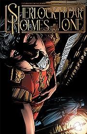 Sherlock Holmes: Year One #2
