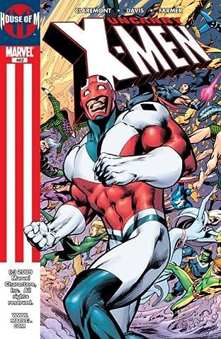 Uncanny X-Men (1963-2011) No.462