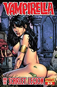 Vampirella and the Scarlet Legion #3