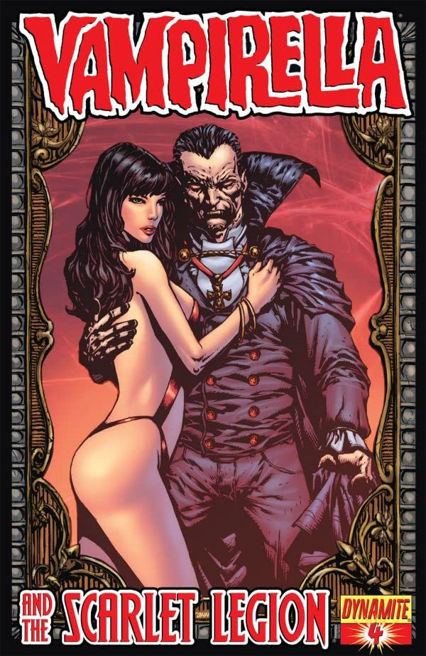 Vampirella and the Scarlet Legion #4