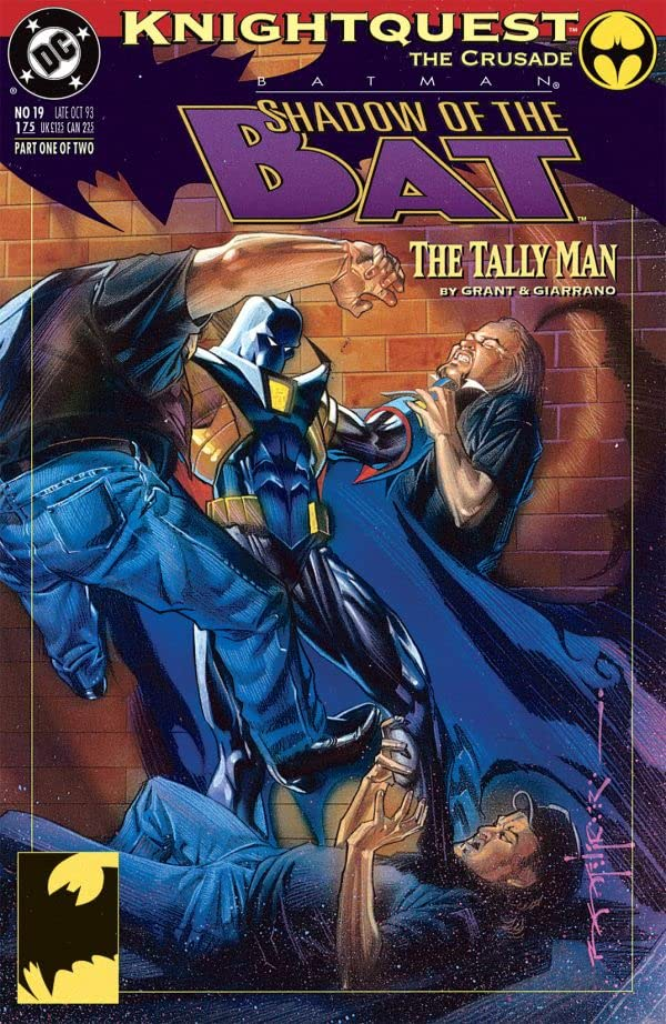 Batman: Shadow of the Bat #19