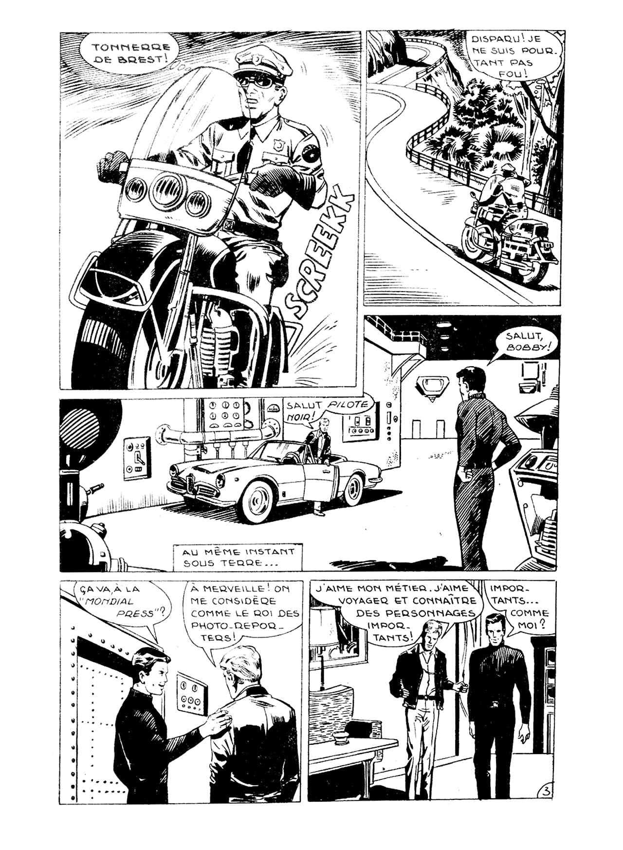 PILOTE NOIR Vol. 1: Opération Fantôme