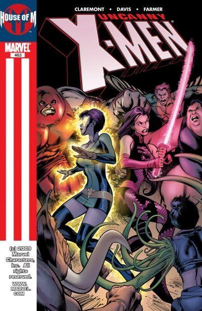 Uncanny X-Men (1963-2011) #463