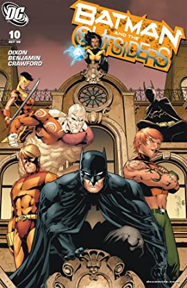 Batman and the Outsiders No.10