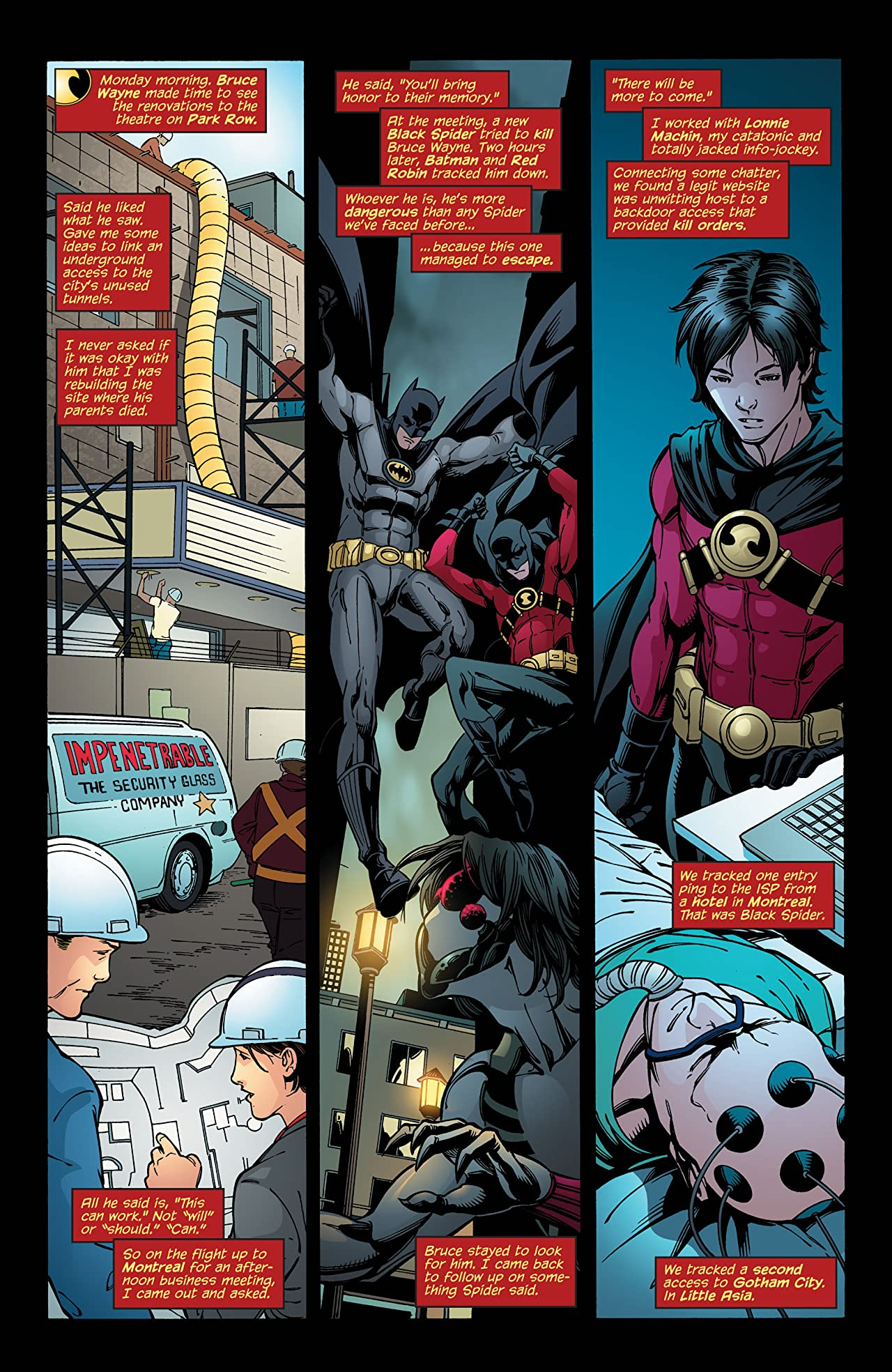 Red Robin #23