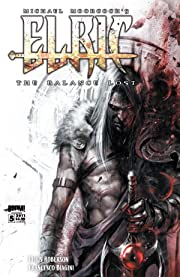 Elric: The Balance Lost #5