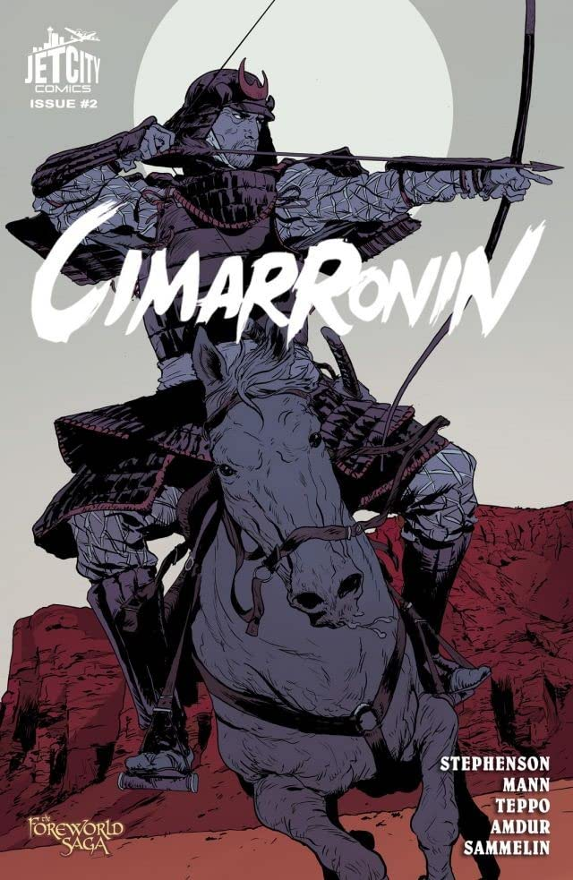 Cimarronin: A Samurai in New Spain #2 (of 3)