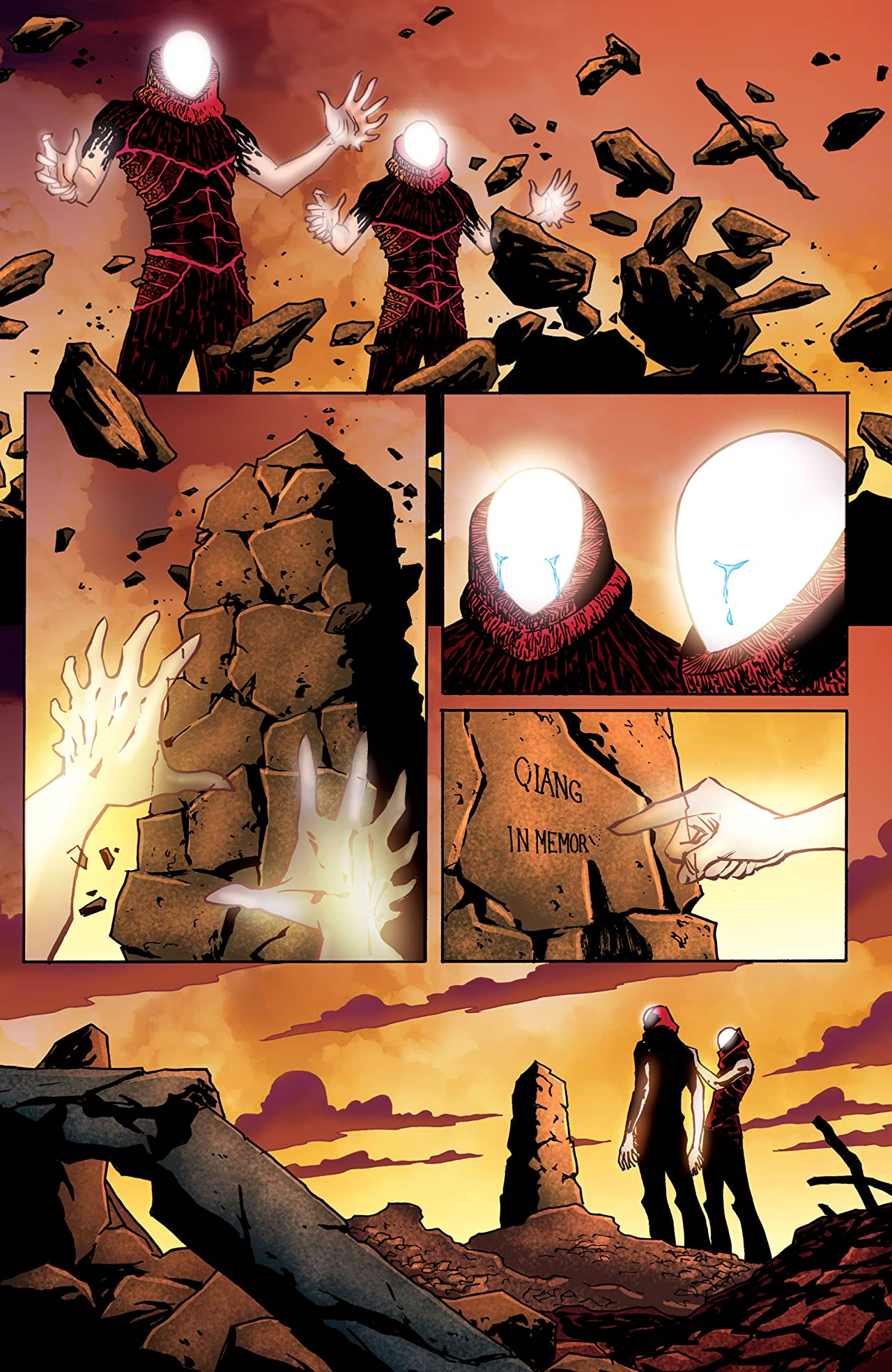 Irredeemable #31