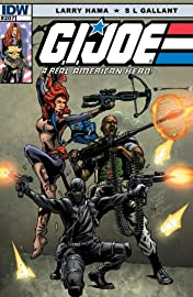 G.I. Joe: A Real American Hero #207