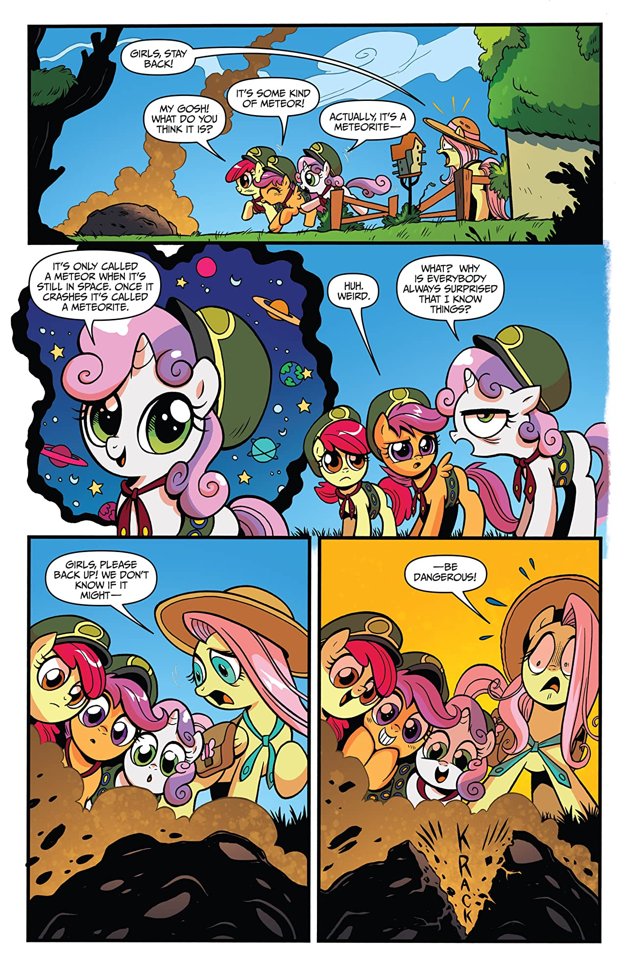 My Little Pony: Friendship Is Magic #24