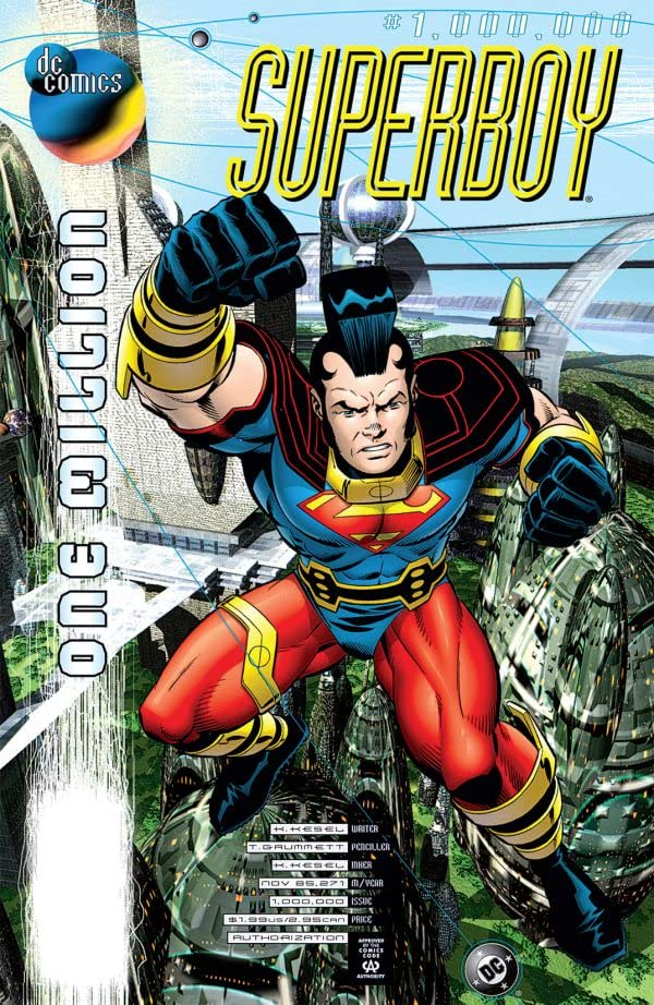 Superboy (1994-2002) #1000000