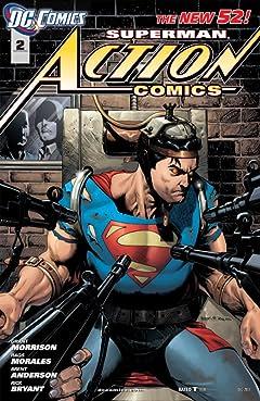Action Comics (2011-2016) No.2