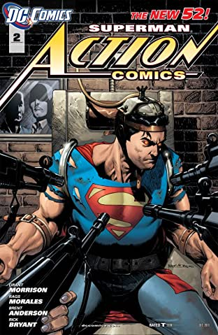 Action Comics (2011-2016) No.2