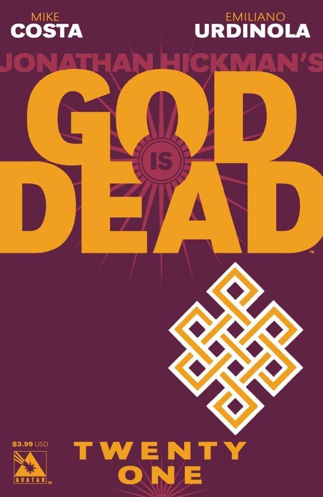 God is Dead #21