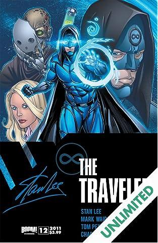 Stan Lee's The Traveler #12