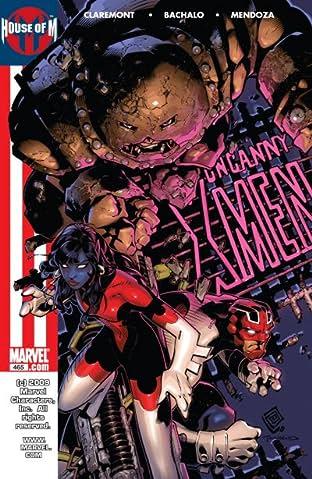 Uncanny X-Men (1963-2011) No.465