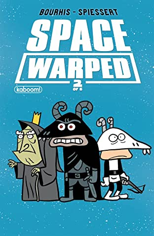 Space Warped #2 (of 2)