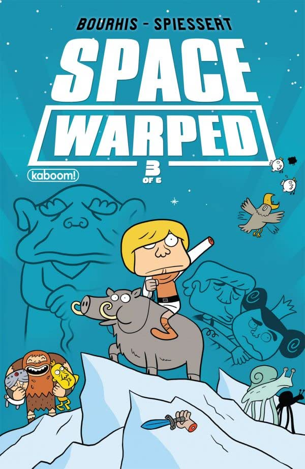Space Warped #3 (of 6)