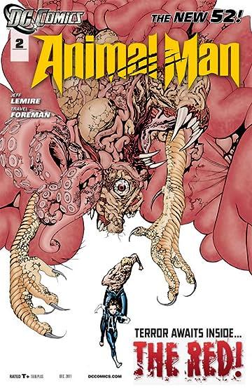 Animal Man (2011-2014) #2