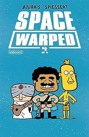 Space Warped #4 (of 6)