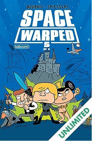 Space Warped #5 (of 6)