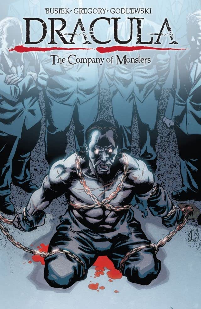 Dracula: The Company of Monsters Tome 1