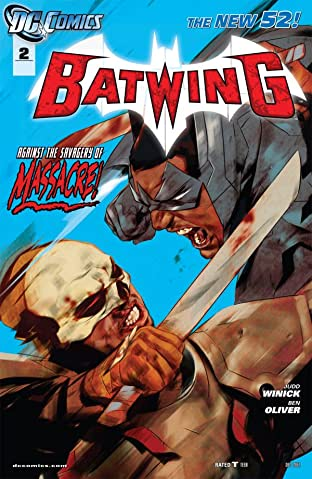 Batwing (2011-2014) No.2