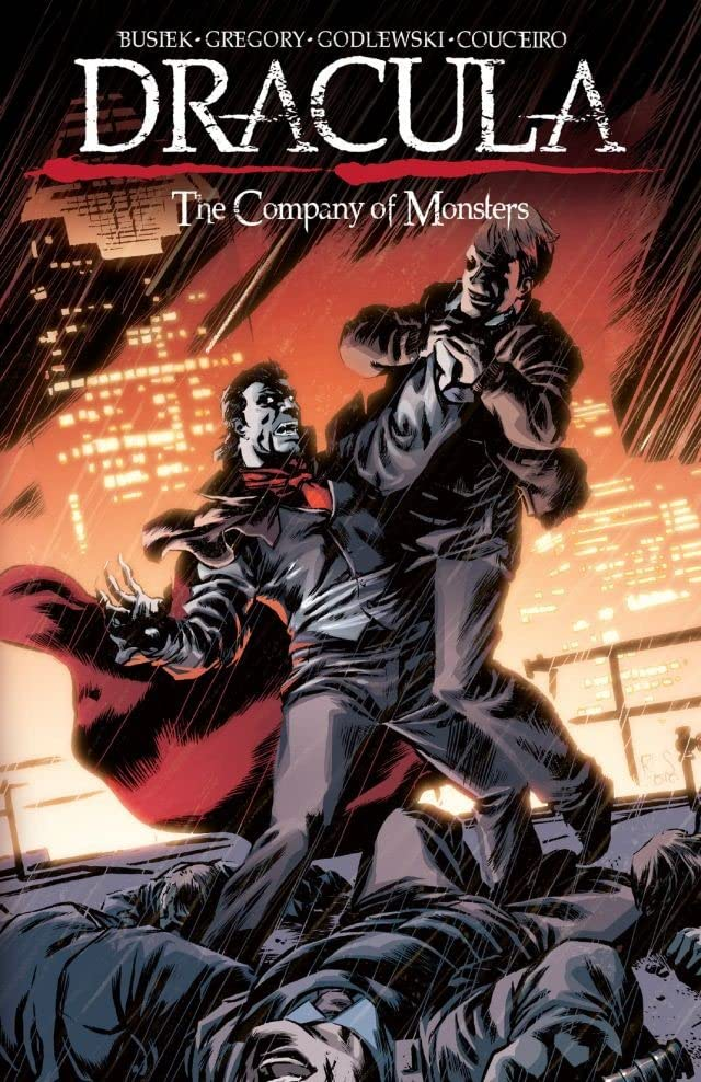 Dracula: The Company of Monsters Tome 2
