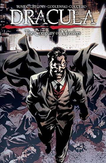 Dracula: The Company of Monsters Tome 3
