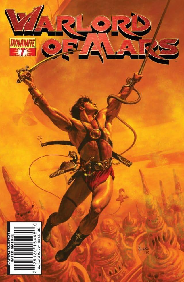 Warlord of Mars #7